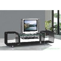 Complementing TV stand
