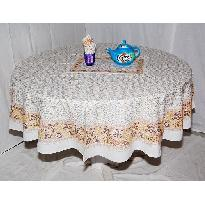 Round Shape Table Cloth